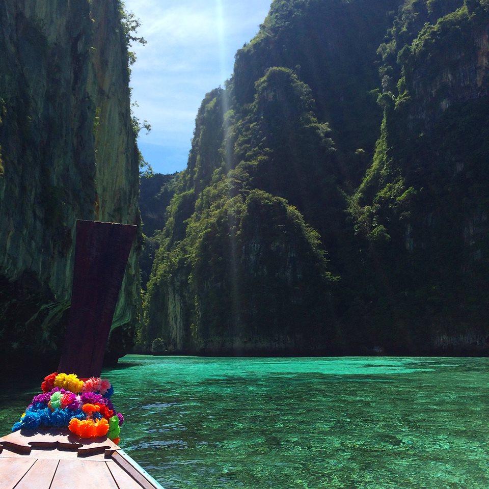 Koh Phi Phi Leh: Diary Of Trips