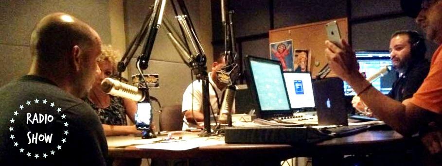 Radio show de Arnaldo Santiago, Bloguero de Puerto Rico