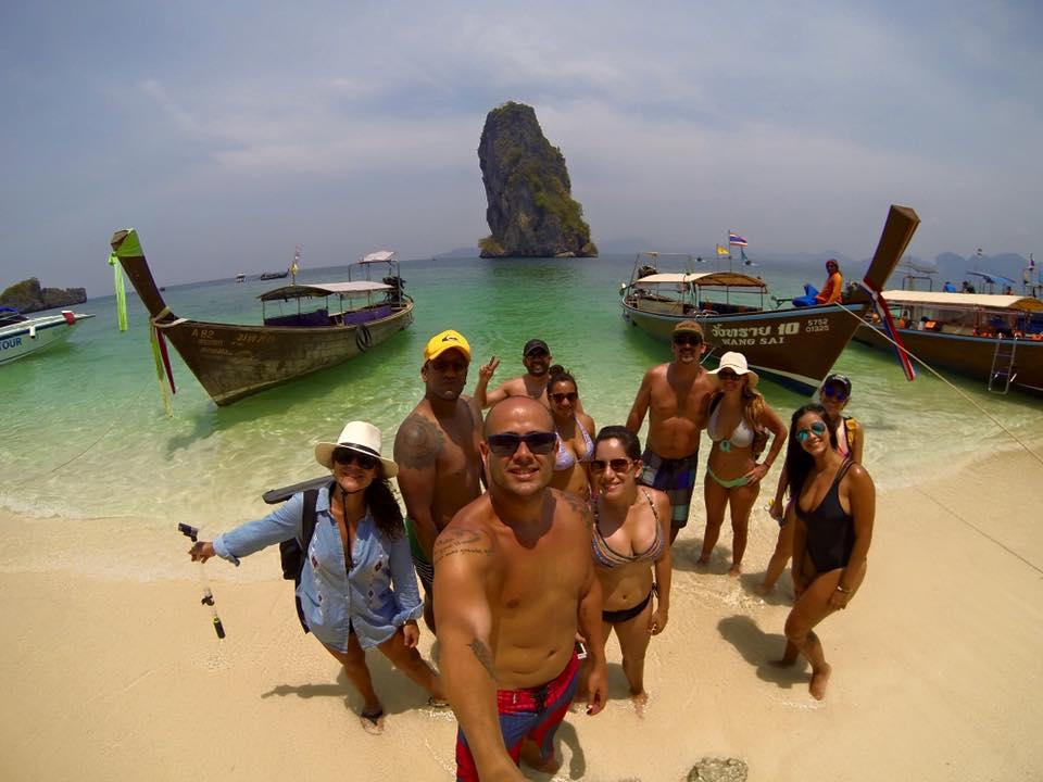 Poda Island, Krabi