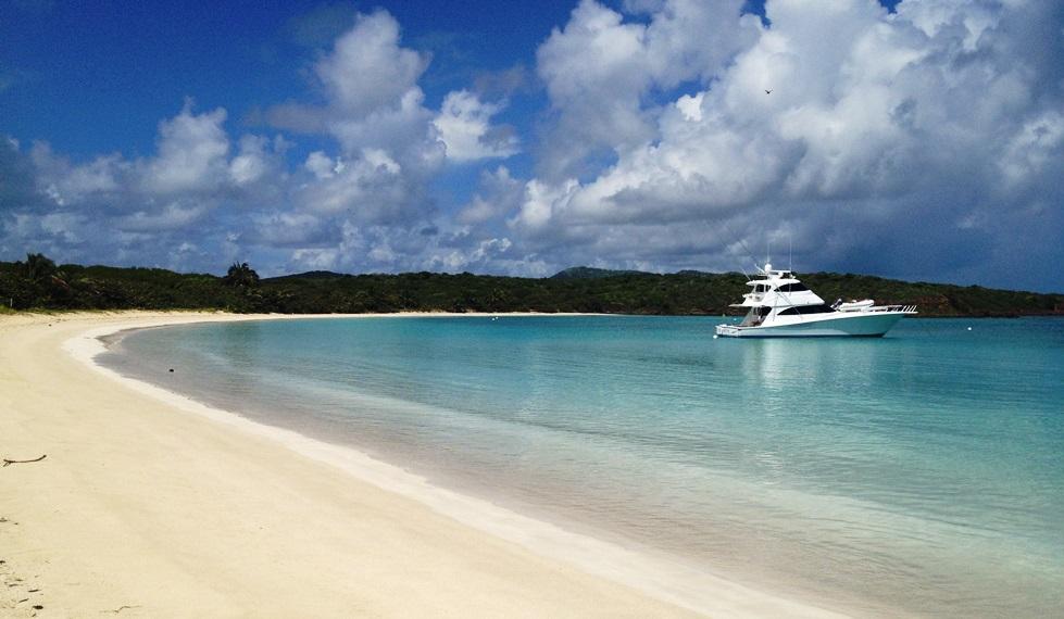 Playa Tortuga, Culebrita