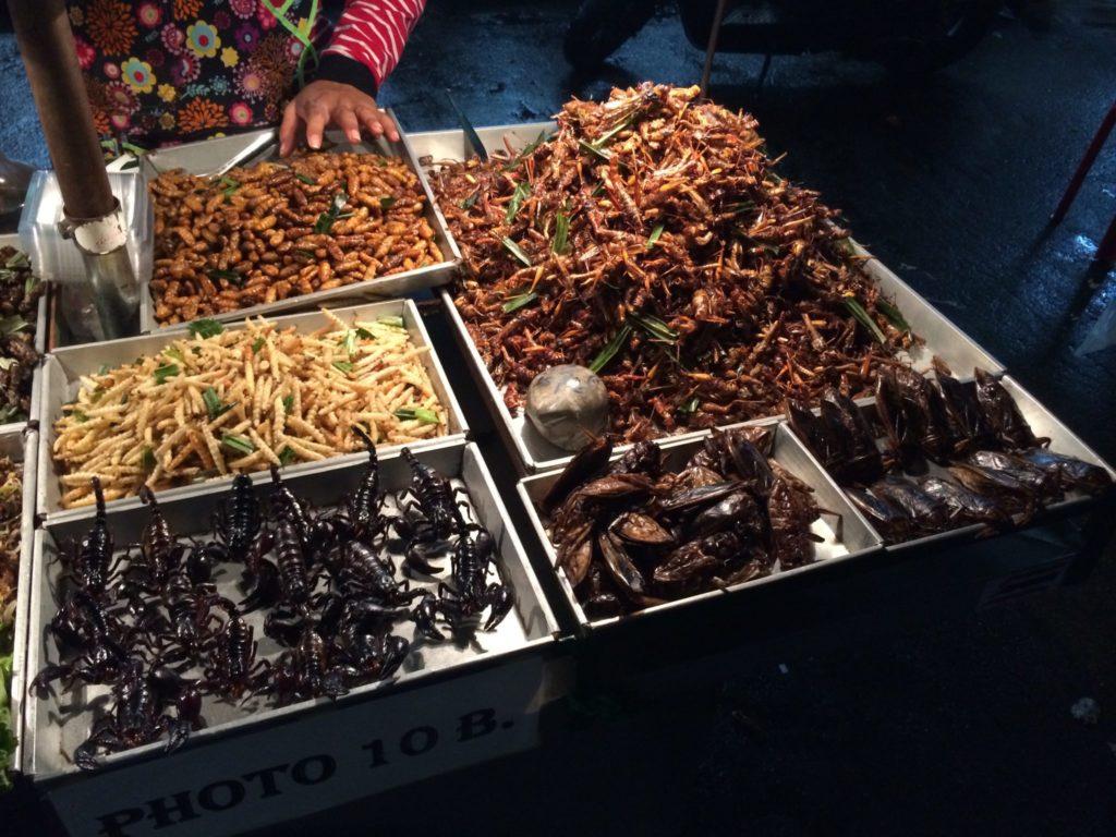 Street Food en Khao San Road