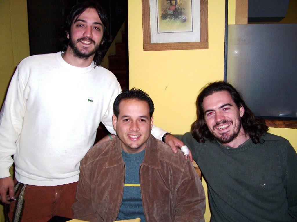 Ramiro y Sebastian