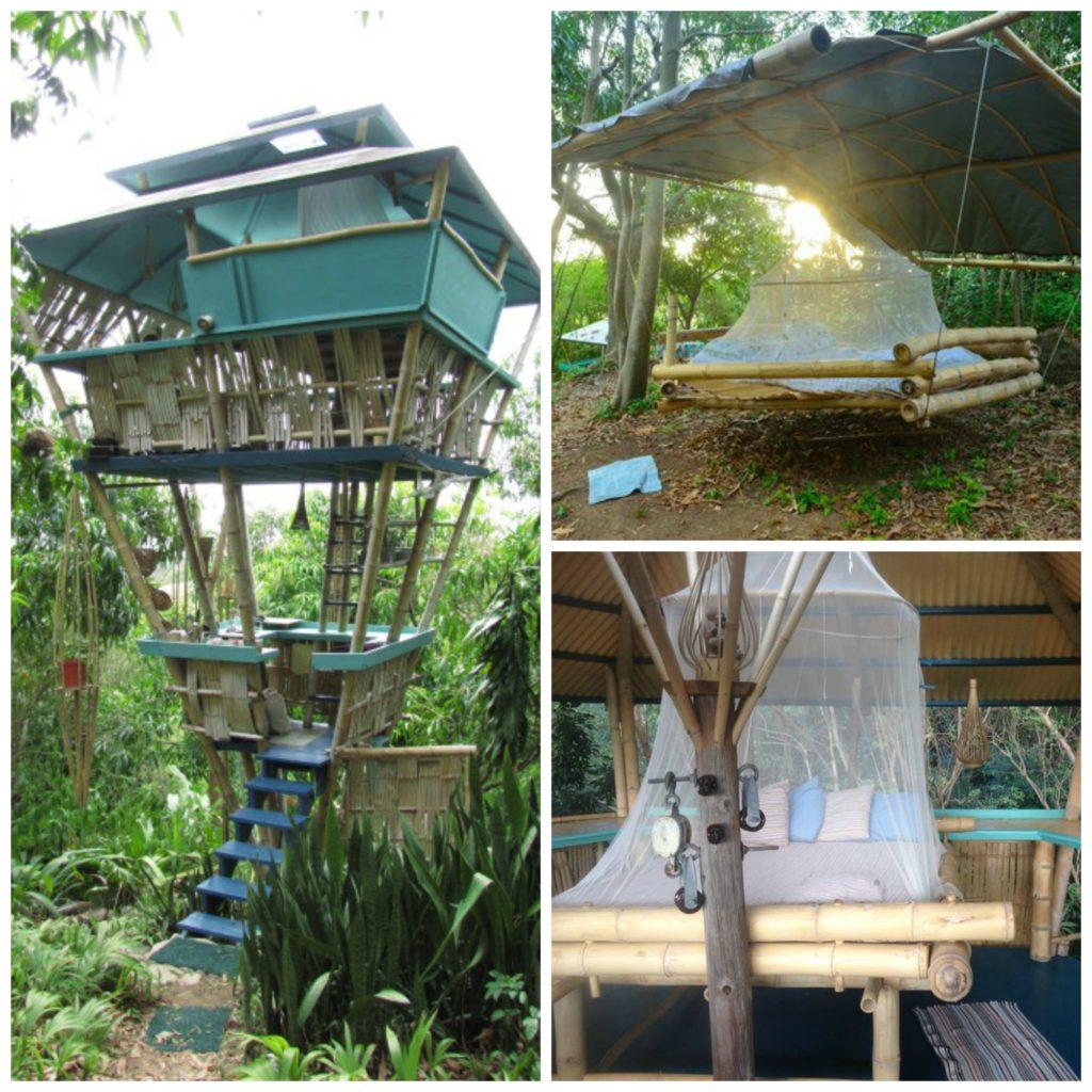 tropical treehouse Rincon