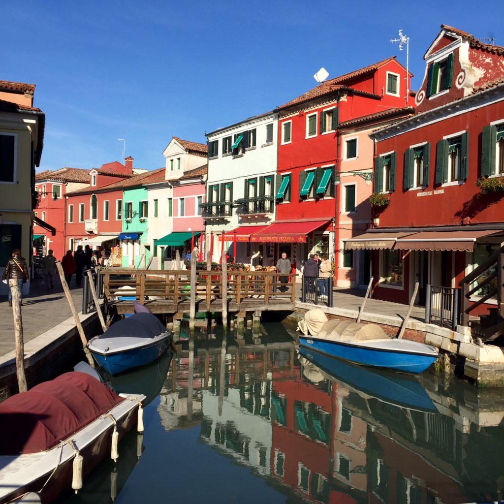 Burano, Venecia, Italia