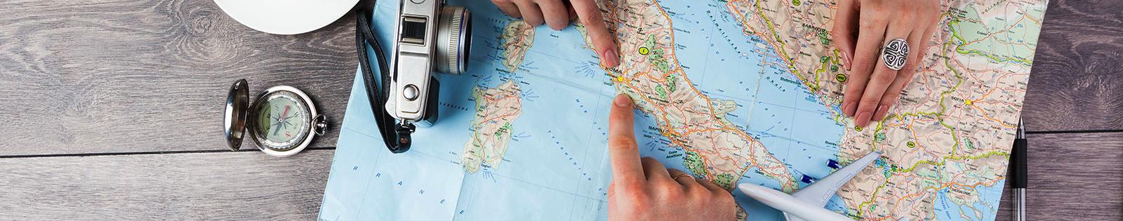 10 errores comunes al viajar