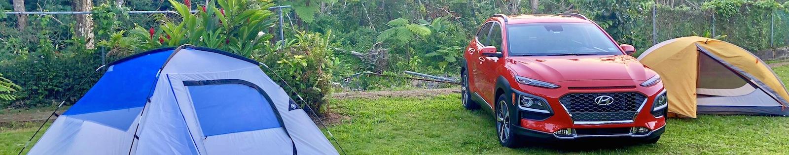 Tips para acampar en Puerto Rico