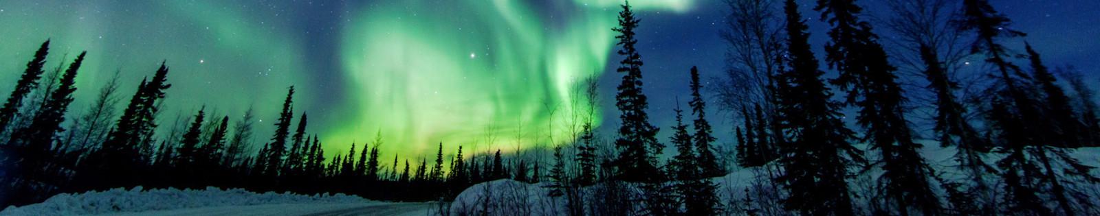 ¿Cómo ver la Aurora Boreal?